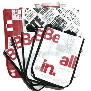 COPY - Lululemon Reusable shopping bags 2 large 5…